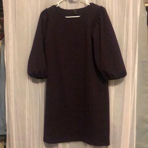 Eggplant purple Ann Taylor Dress